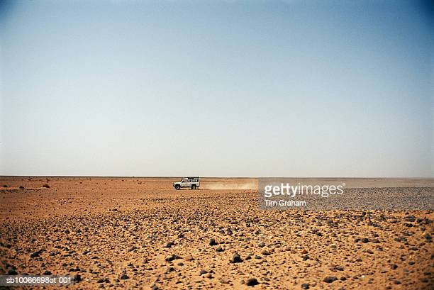 4-Wheel Drive Vehicle, Sahara Desert, Morocco