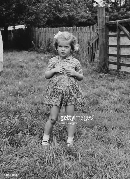 4year old Lady Helen Taylor UK 26th June 1968