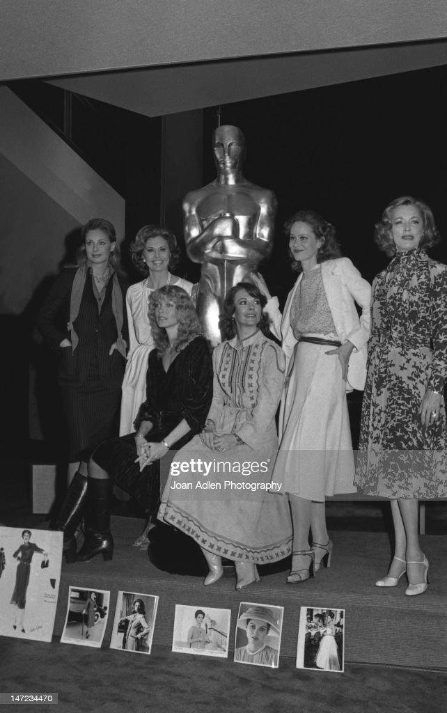 50th Academy Awards : News Photo