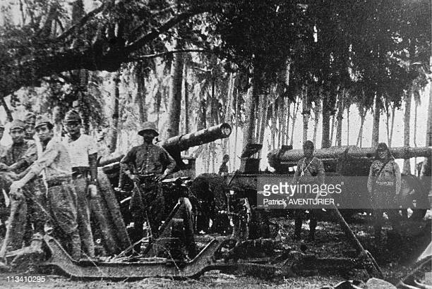 50th Anniv The Battle Of Corregidor On April 1st 1992 Japanese Canons In 1942