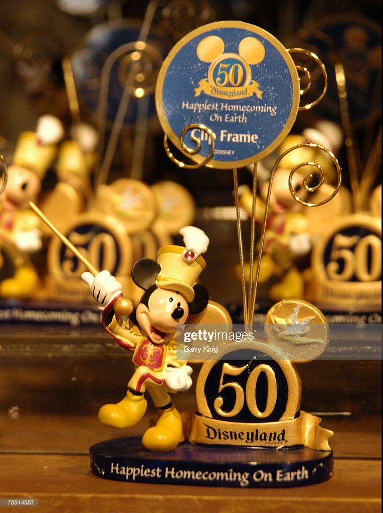 Disneyland 50th Anniversary Happiest Celebration on Earth - Opening ...