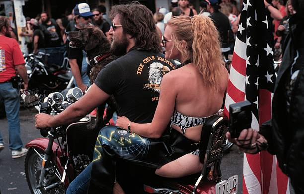 50th Anniversary Of The Sturgis Motorcycle Rally