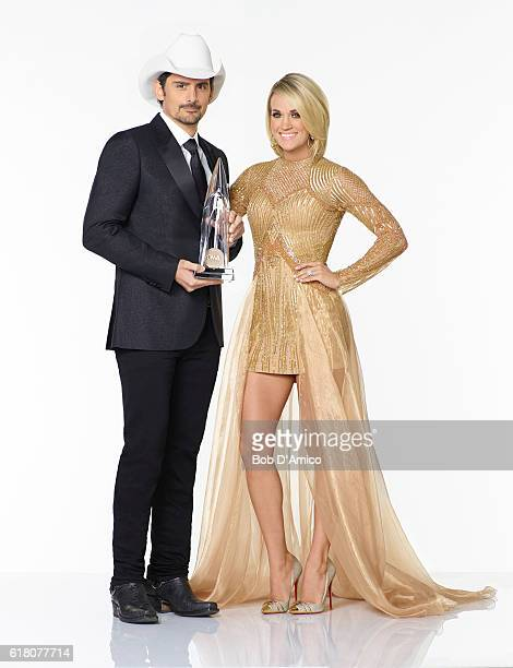 THE 50th ANNUAL CMA AWARDS Country superstars Brad Paisley and Carrie Underwood will be returning to host Country Musics Biggest Night in 2016 The...
