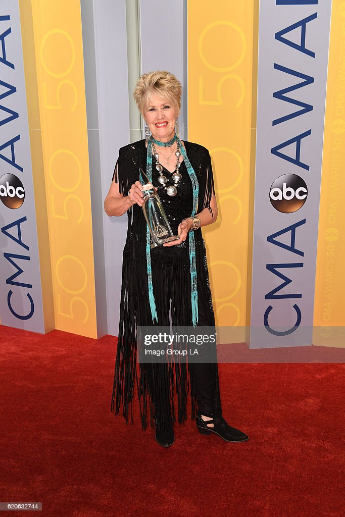 THE 50th ANNUAL CMA AWARDS - The 50th Annual CMA Awards, hosted by Brad Paisley and Carrie Underwood, broadcasts live from the Bridgestone Arena in Nashville, Wednesday, November 2 (8:00-11:00 p.m. EDT), on the ABC Television Network. FRICKE