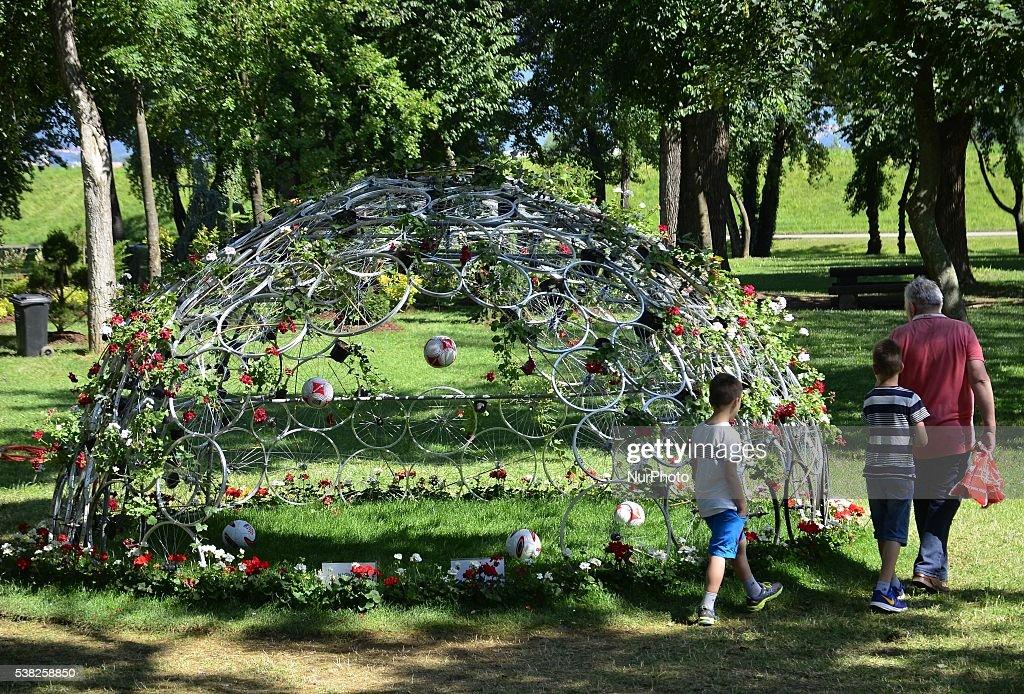 International Garden Exhibition Pictures | Getty Images