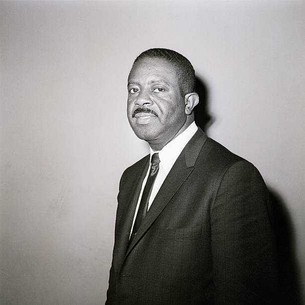 AL: 11th March 1926 - American Civil Rights Leader Reverend Ralph Abernathy Is Born