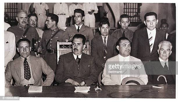 5/29/1939Hermosillo Sonora MexicoA warm reception was accorded President Lazaro Cardenas when he reached the capital city of Sonora for an inspection...