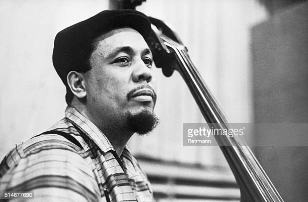 Charles Mingus Jazz bass player