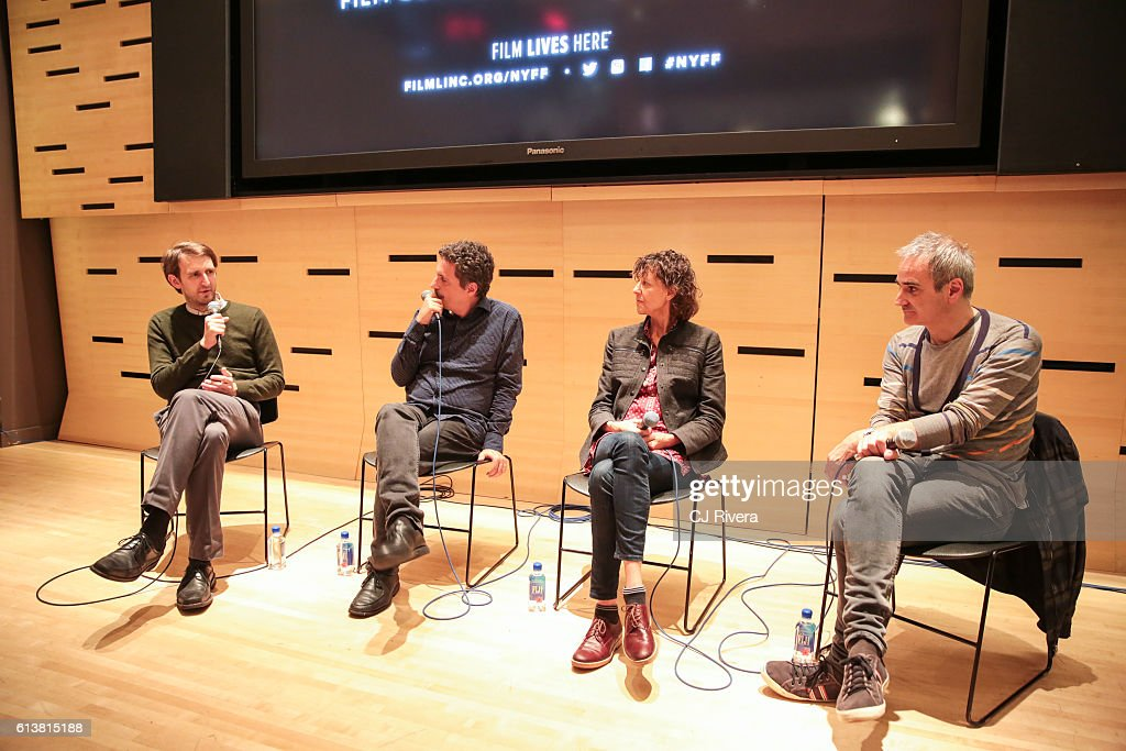 NY: 54th New York Film Festival - NYFF Live Filmmakers Chat