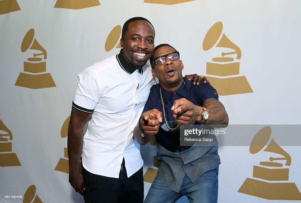 57th Annual GRAMMY Awards nominees Da Internz attend Los Angeles GRAMMY Nominee Celebration - LA Chapter on January 17, 2015 in West Hollywood, California.