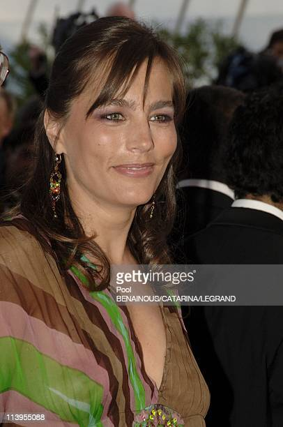 58th Cannes Film Festival Arrivals at the closing ceremony In Cannes France On May 21 2005Sophie Duez