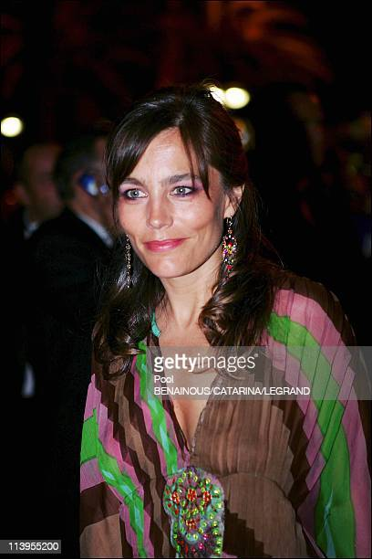 58th Cannes Film Festival Party at the Martinez after the closing ceremony In Cannes France On May 21 2005Sophie Duez