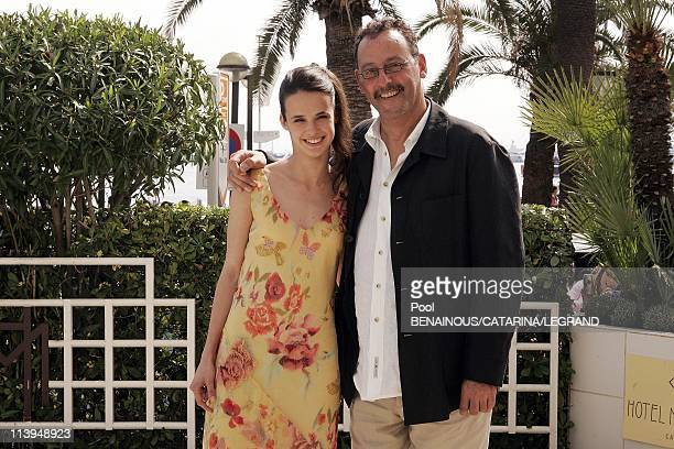 58th Cannes Film Festival Photocall of Flyboys In Cannes France On May 14 2005Jennifer Decker Jean Reno