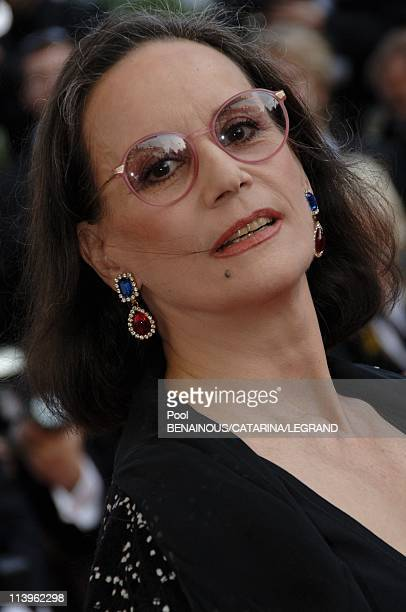 59th Cannes Film Festival Opening Ceremony Stairs of 'The Da Vinci Code' In Cannes France On May 17 2006Claudine Auger