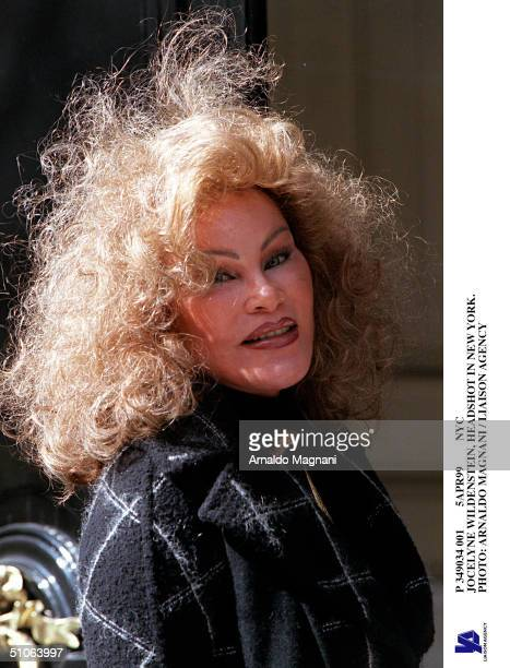 P 349034 001 5Apr99 Nyc Jocelyne Wildenstein 21590 In New York