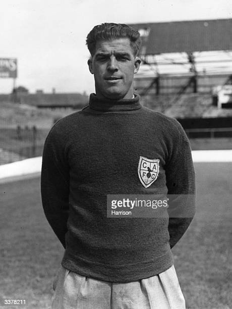 Charlton Athletic FC goalkeeper Sam Bartram
