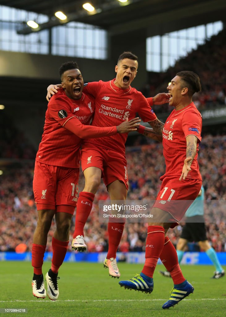 Football - UEFA Europa League - Semi-Final (2nd Leg) - Liverpool v Villarreal : News Photo