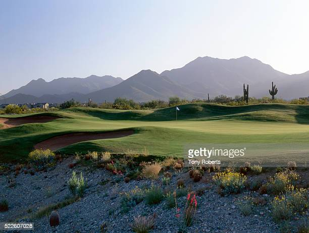 5th Hole at Sanctuary Golf Club