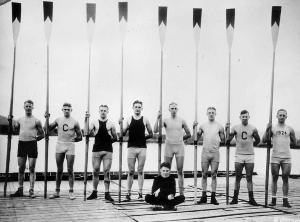 Cornell Rowers