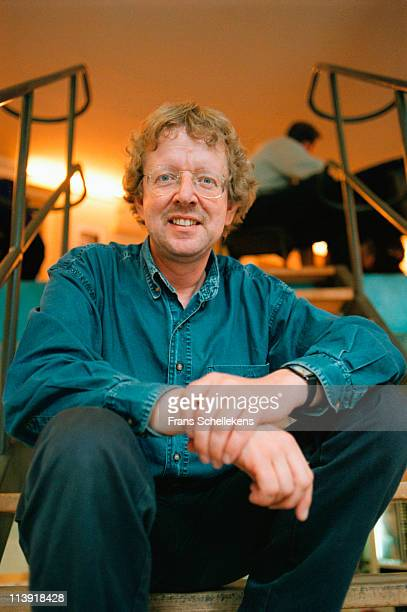 5th JULY: Orchestra director Henk Meutgeert poses in Rotterdam, Netherlands on 5th July 1999.