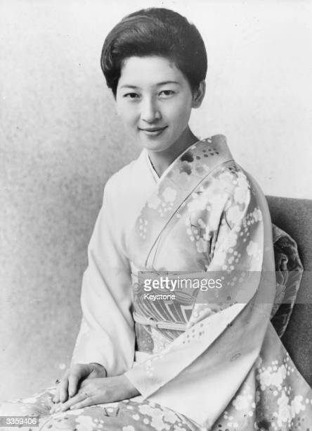 Princess Michiko of Japan wife of Crown Prince Akihito