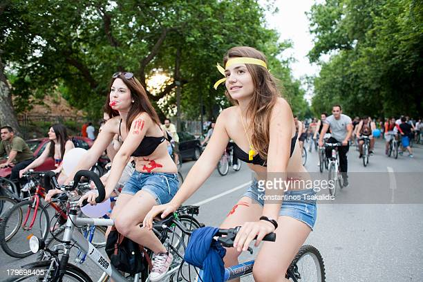 CONTENT] 5th World Naked Bike Ride Thessaloniki Greece