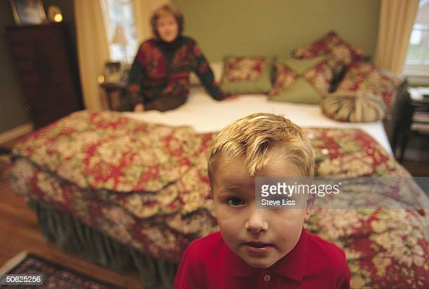 5yearold Johnny whose treatment w drug Adderall eased his attention deficit/hyperactivity disorder symptoms but made him too calm at home w mother...