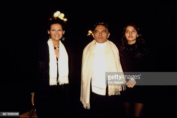 60th birthday party of Jean-Paul Belmondo
