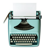 60th Portable Typewriter