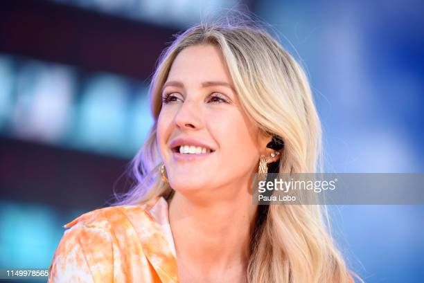 AMERICA 6/14/19Ellie Goulding performs live from Central Park as part of the GMA Summer Concert Series on Good Morning America Friday June 14 airing...