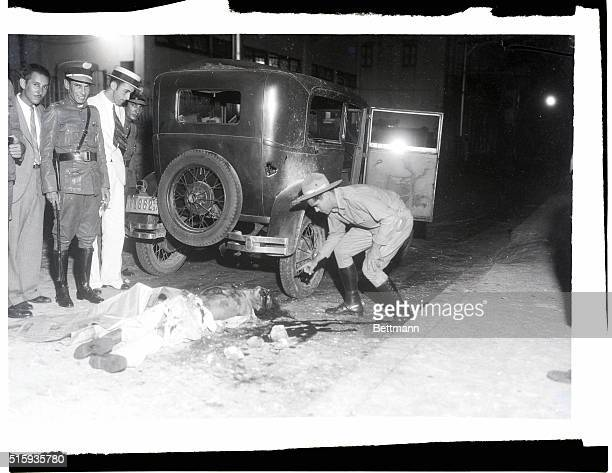 6/18/1934Havana CubaA sixteenyearold boy was killed and his body horribly mangled when a bomb he was setting before a drug store in Havana exploded...