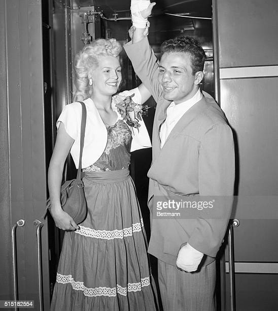 54 Jake Lamotta Wife Pictures, Photos & Images - Getty Images