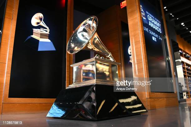 61st Annual GRAMMY Awards New Era Grammy Pop Up Event at Lexus Lounge on February 09 2019 in Los Angeles California