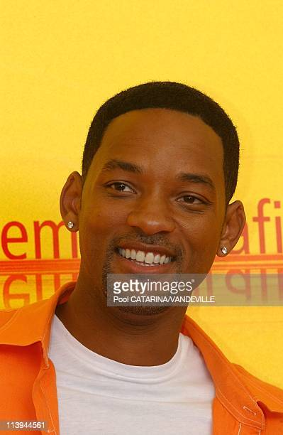 61st Venice Film Festival Arrivals and Photo call of Shark Tale In Venice Italy On September 10 2004Will Smith