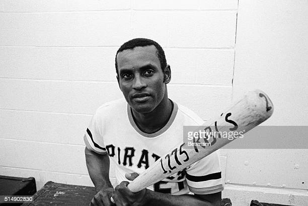 6/20/1972Pittsburgh PA Pirates' outfielder Robert Clemente became the alltime Pittsburgh RBI leader when he belted a tworun homer in the eight inning...