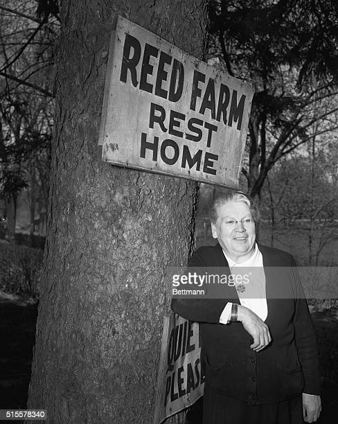 6/23/1950Alexandra Tolstoy who fled Communist Russia in 1929 under a death sentence has charge of Reed Farm It was here that Oksana Kosenkina stayed...