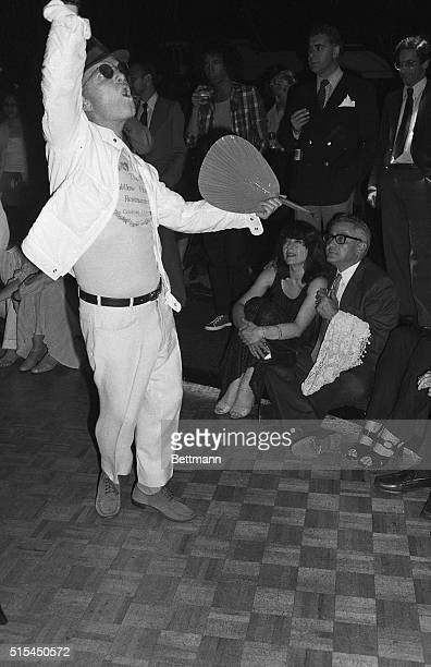 6/26/1979New York New York Not to be outdone by Mickey Rooney who does a big Sally Rand tribute in his new Broadwaybound show Sugar Babies author...