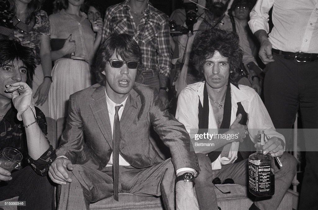Mick Jagger 1980 New York, NY- M...
