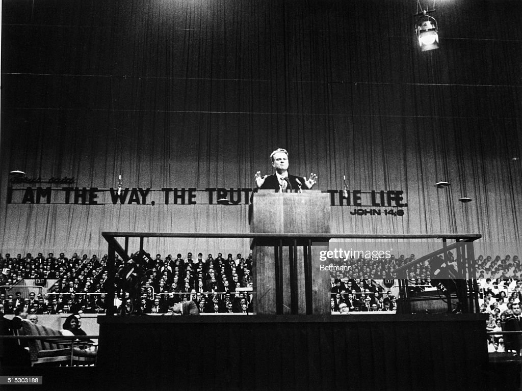 "Image result for billy graham ""I am the way"""