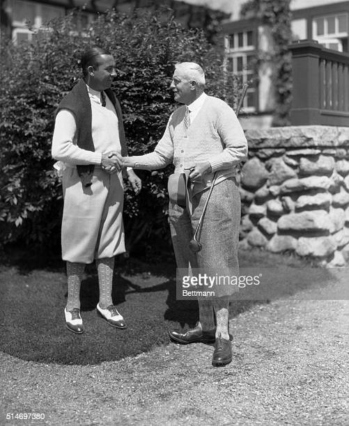 6/3/1927Worcester MA The traps and treacherous fairways of the course at Worcester MA proved too much for the British Ryder Cup professionals the...