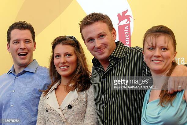 63rd Venice Film Festival Photocall of the film 'The magic flute' by director Kenneth Branagh In Venice Italy On September 07 200663rd Venice Film...