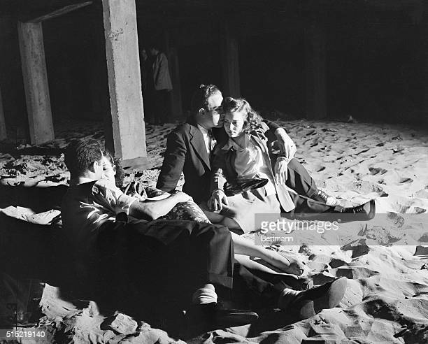 6/5/1942Coney Island New York There are many who find the dimout no inconvience at all but a distinct improvement Romance flourishes on the unlighted...