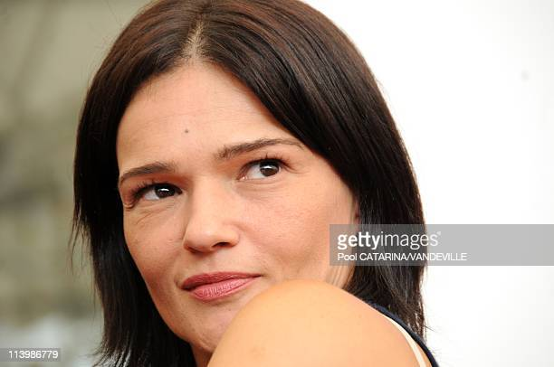 65th Venice Film Festival Photocall of the italian film 'Birdwatchers La terra degli uomini rossi' In Venice Italy On September 01 2008Italian...