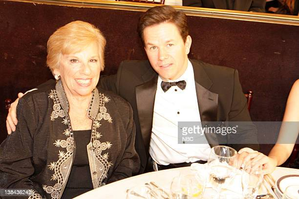 66th ANNUAL GOLDEN GLOBE AWARDS Pictured Alma Wahlberg Mark Wahlberg during a candid moment at the 66th Annual Golden Globe Awards held at the...