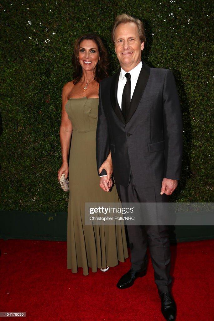 NBC's 66th Annual Primetime Emmy Awards - Red Carpet : News Photo