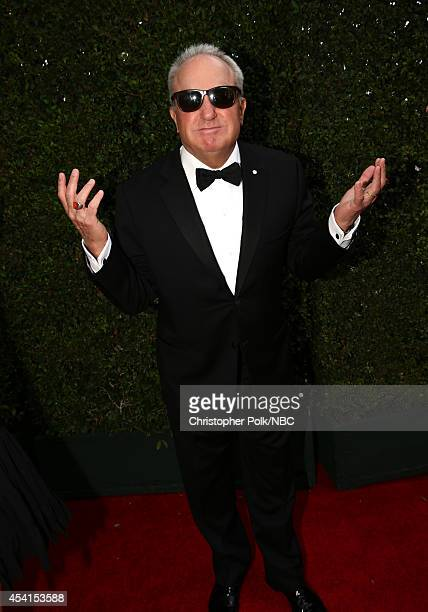 66th ANNUAL PRIMETIME EMMY AWARDS Pictured Producer Lorne Michaels arrives to the 66th Annual Primetime Emmy Awards held at the Nokia Theater on...