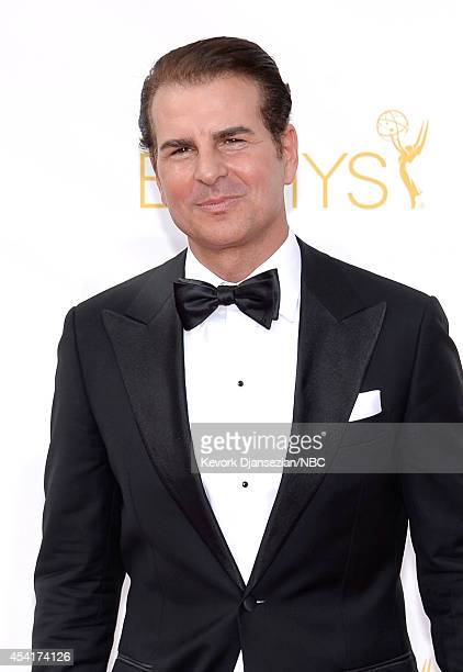 66th ANNUAL PRIMETIME EMMY AWARDS Pictured Vincent de Paul arrives to the 66th Annual Primetime Emmy Awards held at the Nokia Theater on August 25...