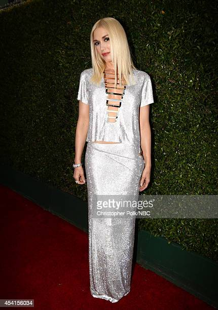 66th ANNUAL PRIMETIME EMMY AWARDS PicturedGwen Stefani arrives to the 66th Annual Primetime Emmy Awards held at the Nokia Theater on August 25 2014