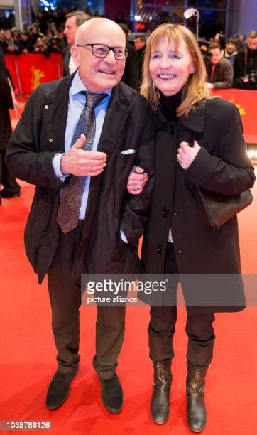 66th International Film Festival in Berlin Germany 20 February 2016Closing and Berlinale Award Ceremony Director Volker Schlöndorff and wife Angelika...