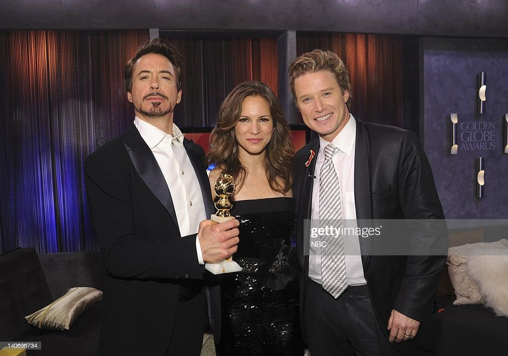 67th Annual Golden Globe Awards - Access Hollywood : News Photo